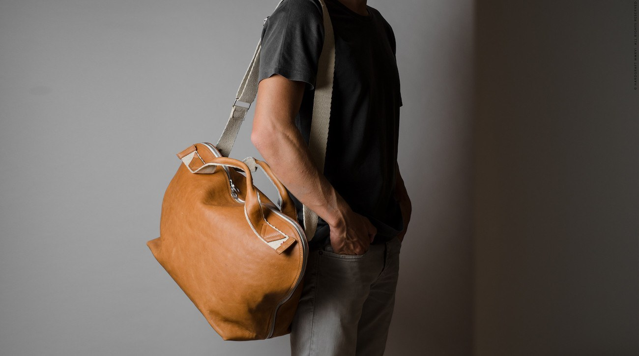 Shoulder Bag Vol. 2 by Hard Graft