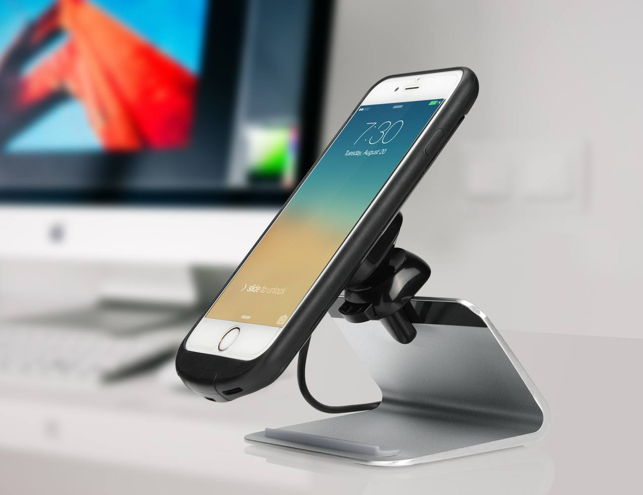 SonicPower – World's Fastest Wireless Charger for iPhone 6/6s