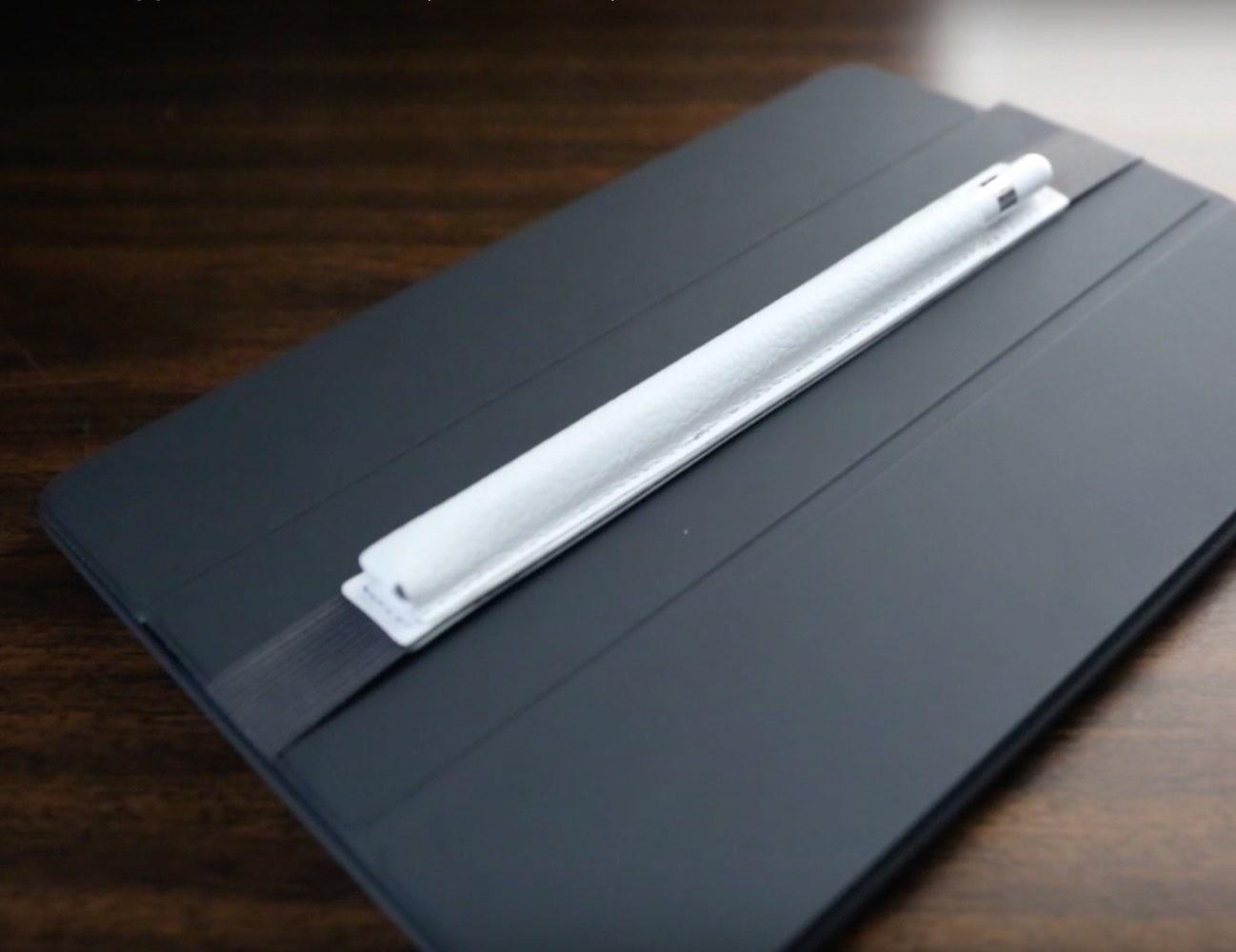 StilGut Leather Sleeve for Apple Pencil