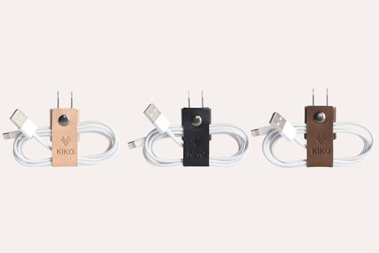 The Cord-ganizer for iPhones by Kiko