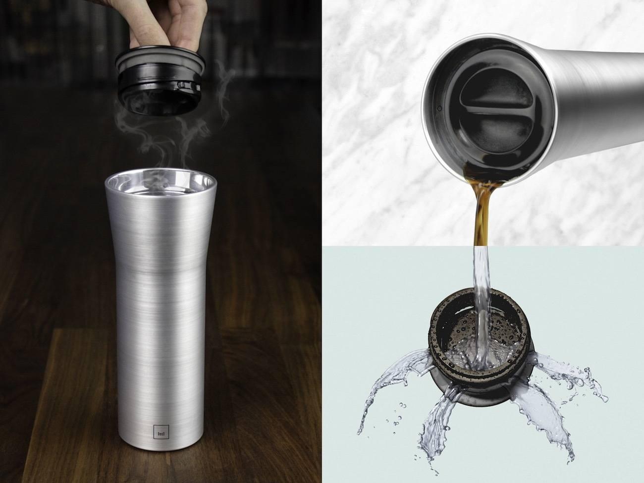 The lttl tumbler – The World's Best Insulated Travel Mug