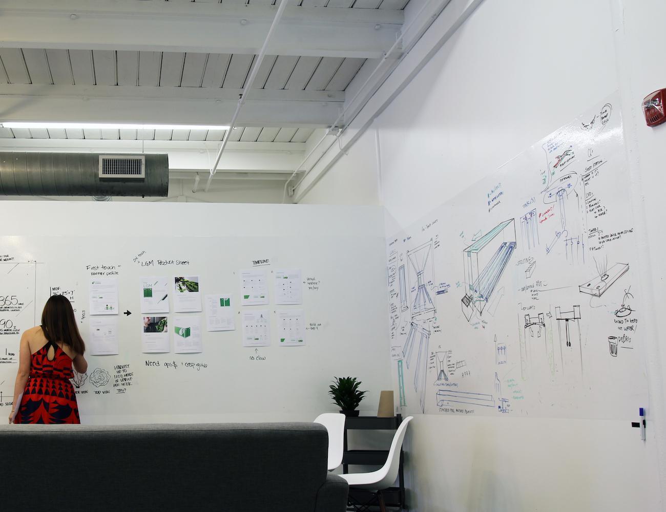 Think Board Xl Reusable Writing Surface 187 Gadget Flow