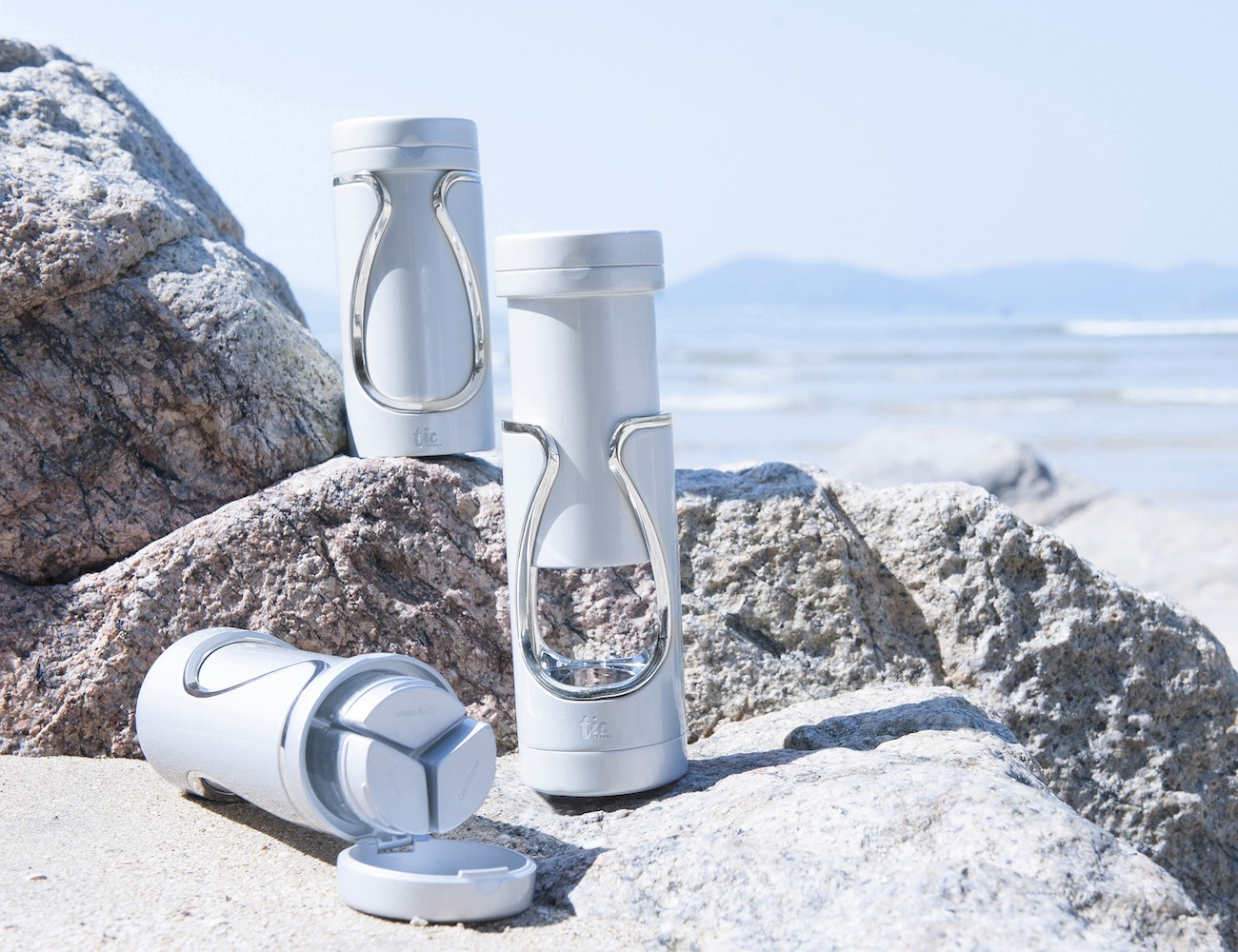 Tic Travel Bottles for your Skincare Products