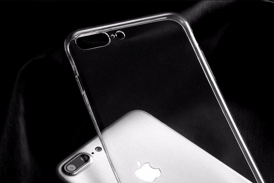 Transparent Clear Case for iPhone 7