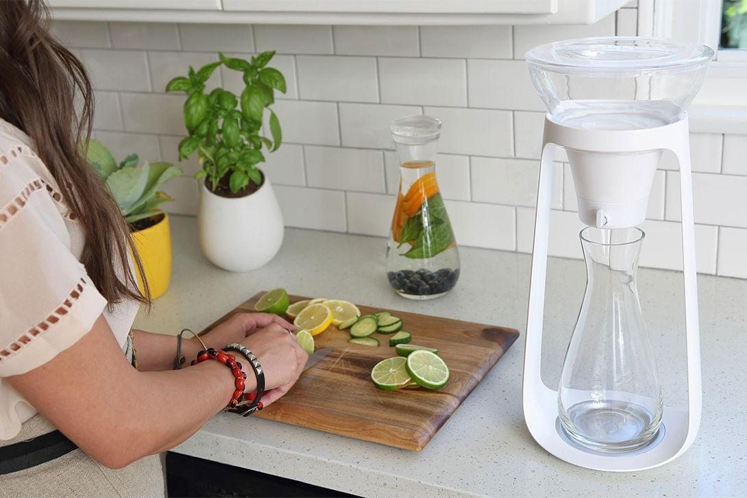 Water Fall Home Water Filter by KOR