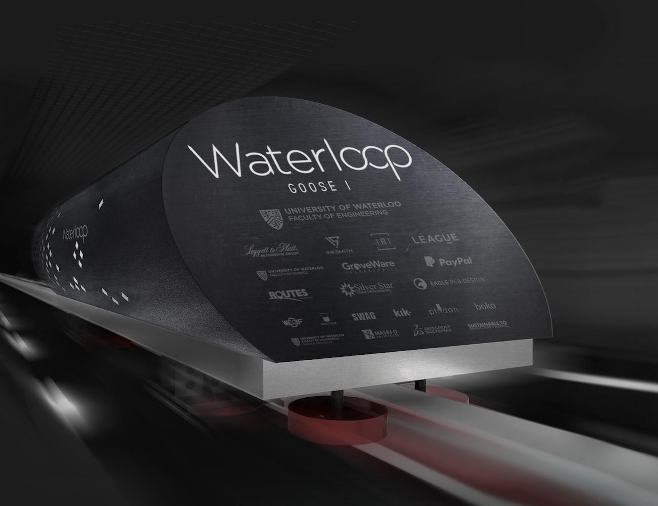 Waterloop – The Canadian SpaceX Hyperloop Competition Team