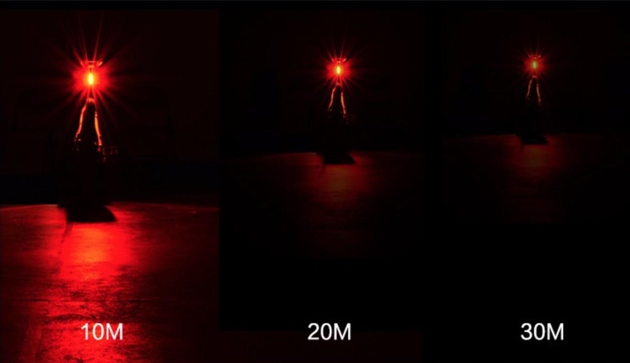 Waterproof Bike Rear Light