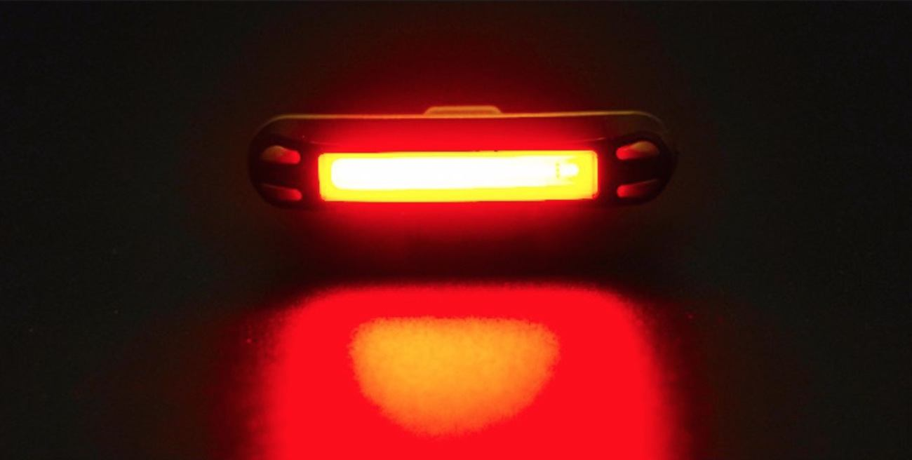 Waterproof Bike Rear Light