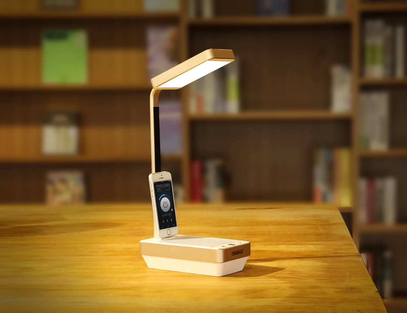 WySky – The Apple-Integrated Music Lamp