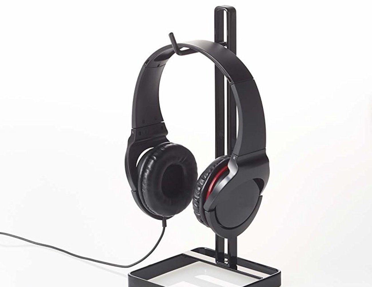YAMAZAKI Bautes Headphone Stand