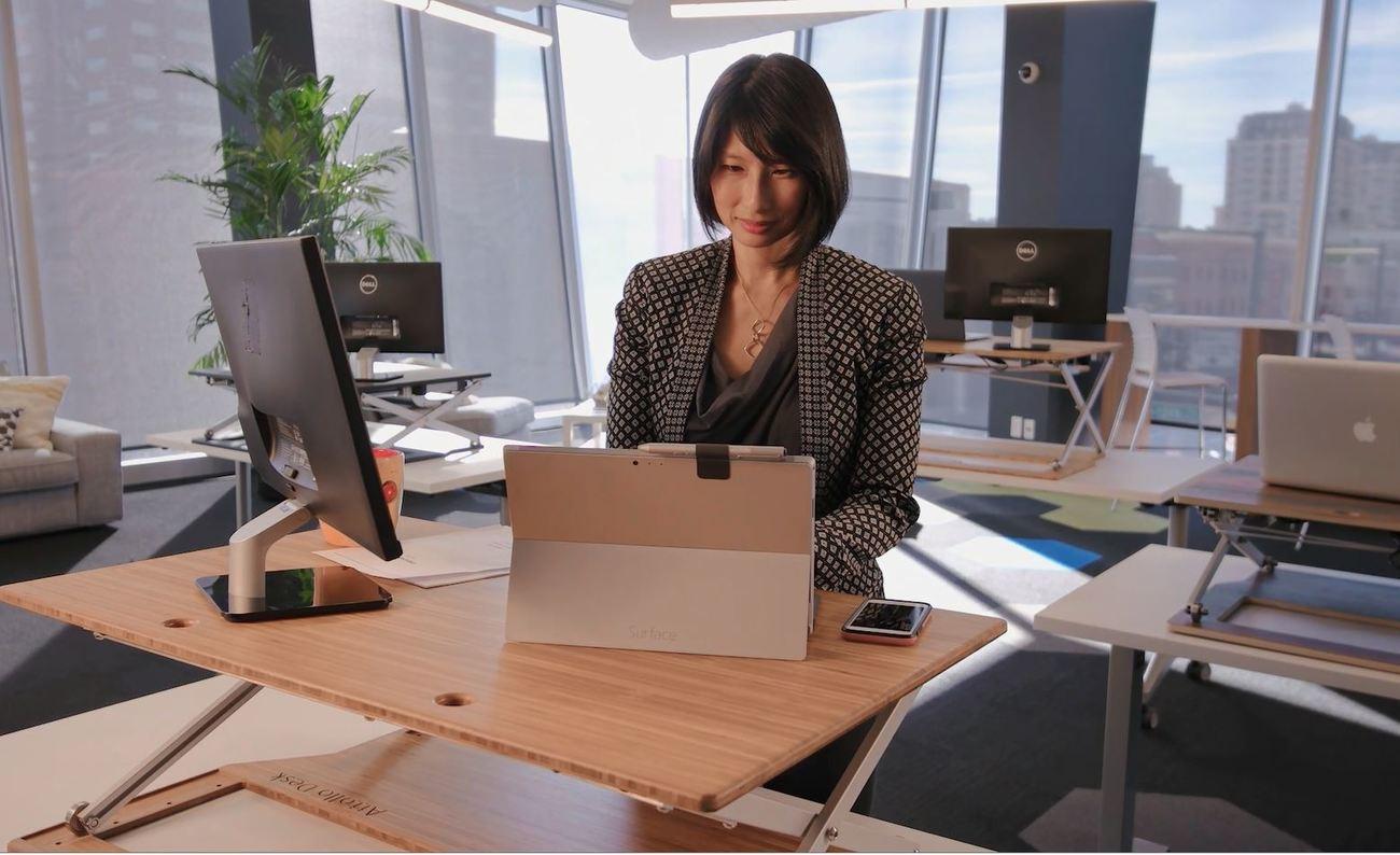 Attollo – Height Adjustable Desk