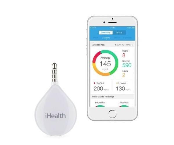 iHealth Align Smartphone Glucometer
