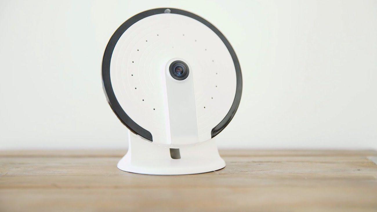 smanos UFO Wi-Fi HD Panoramic Camera