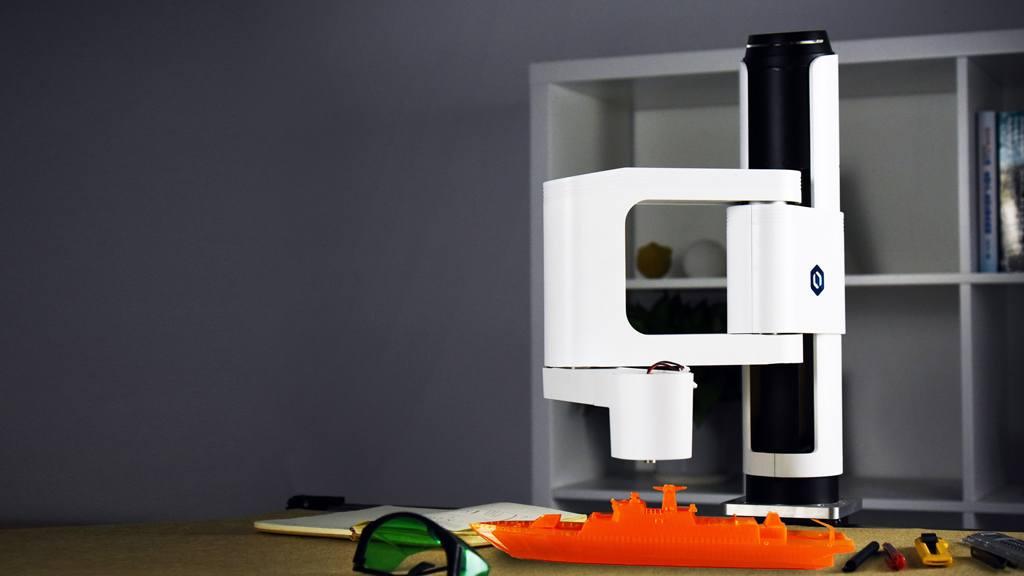 Dobot M1 Pro Robotic Arm, 3D Print/Laser Engrave