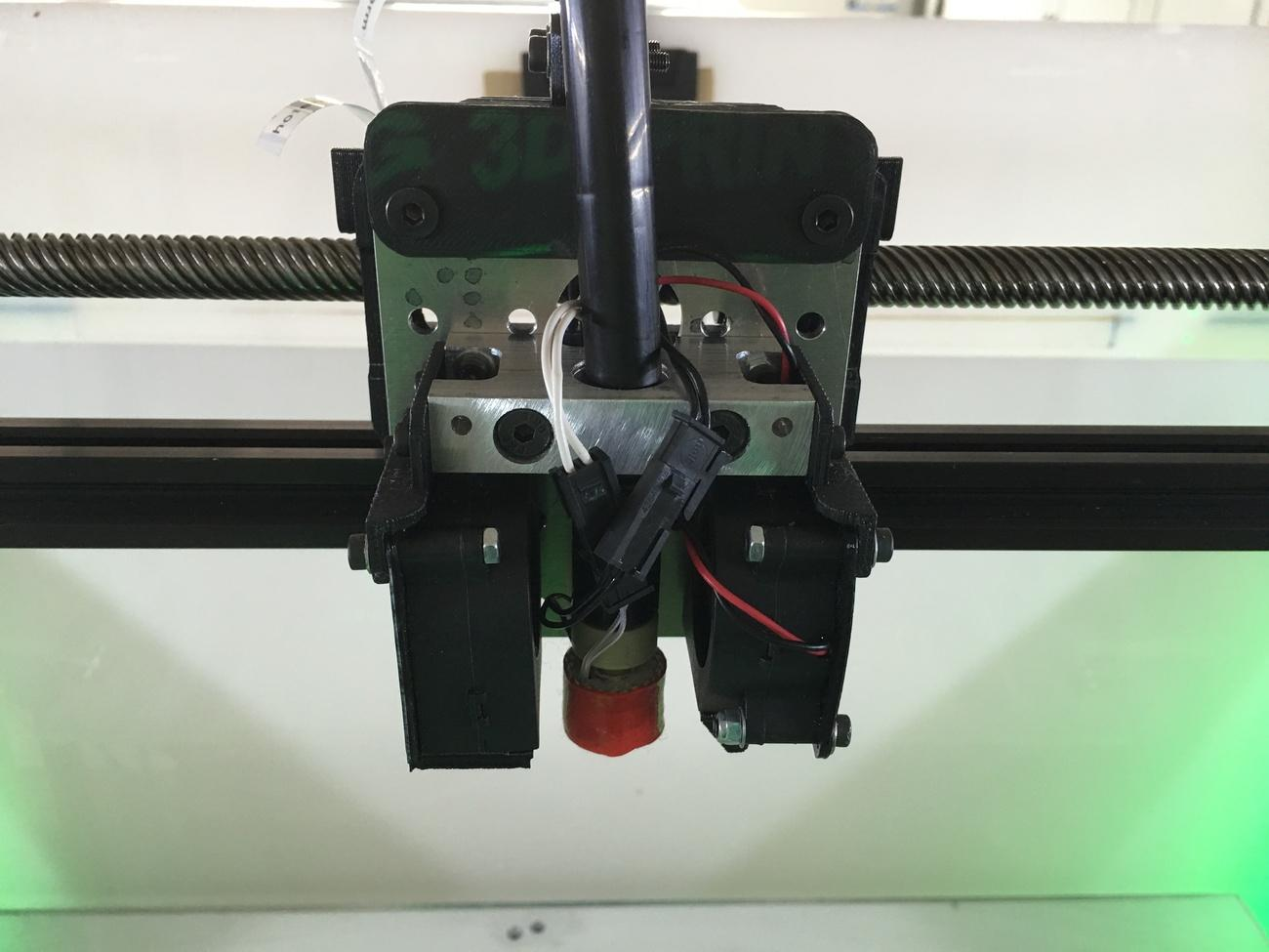 8 Cubic Feet All-in-One Go Big 3D Printer