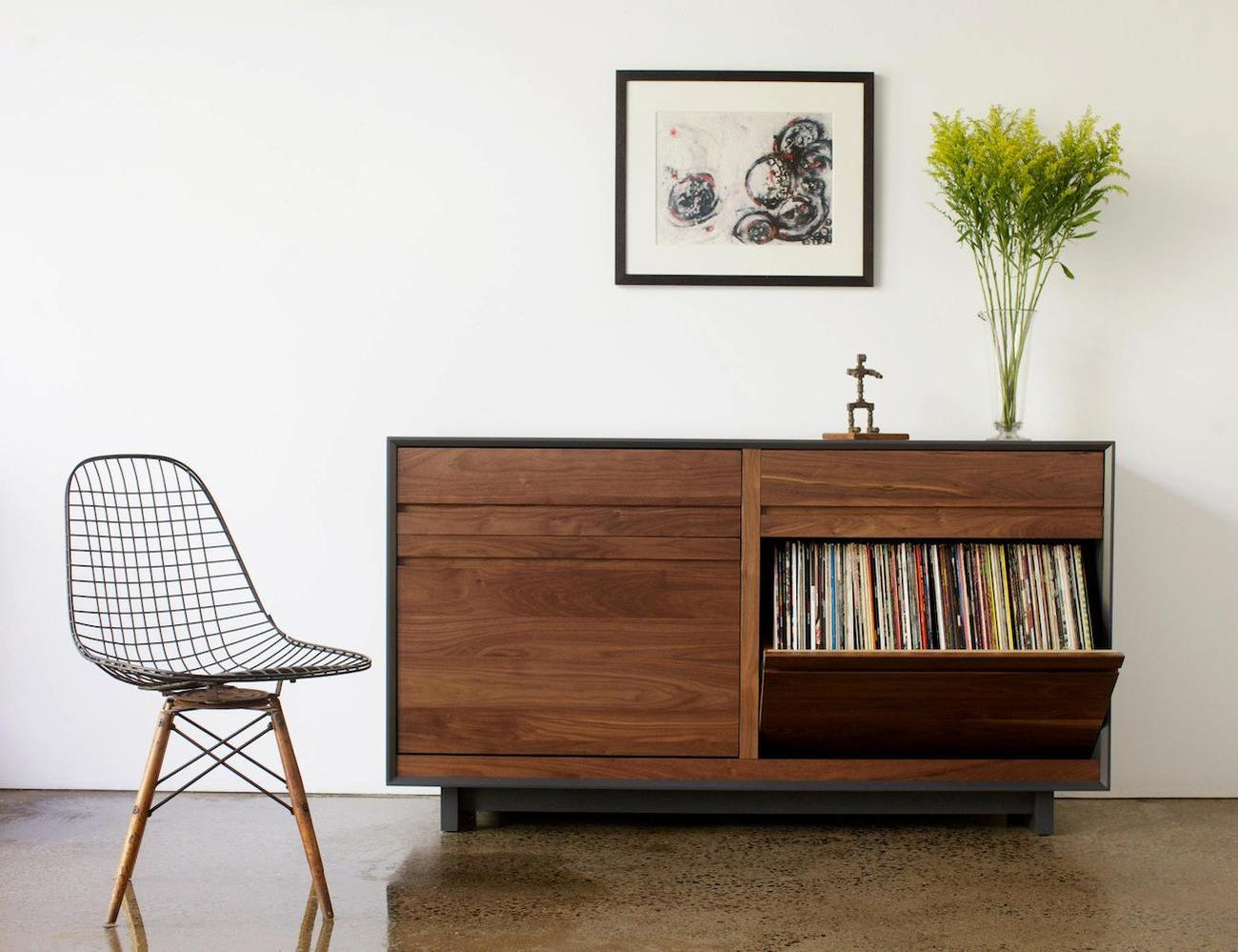 Entertainment Cabinet by Symbol Audio