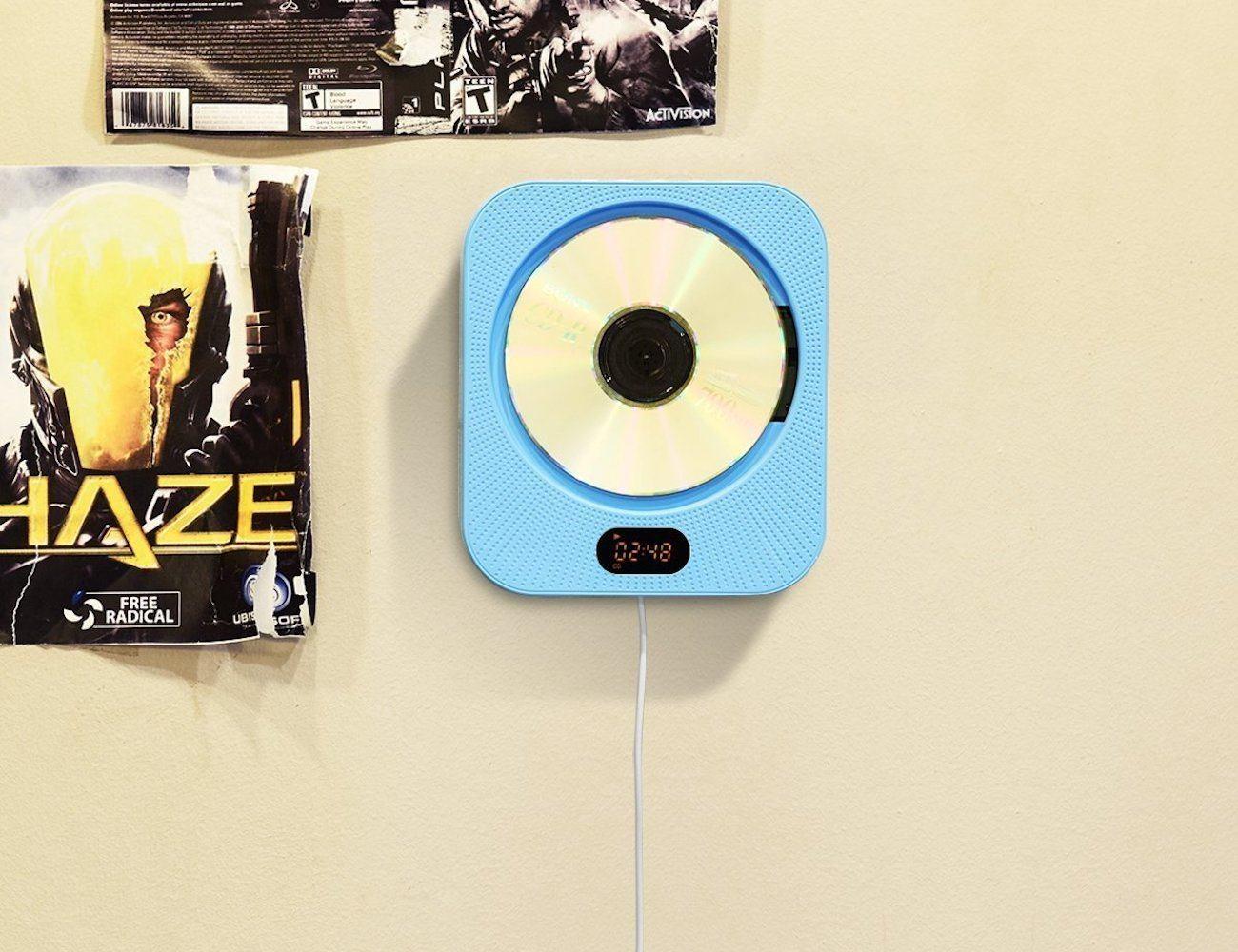 Bluetooth+CD+Player