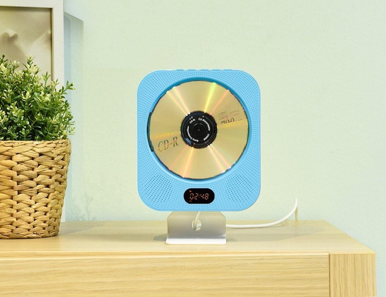 agptek bluetooth cd player gadget flow. Black Bedroom Furniture Sets. Home Design Ideas