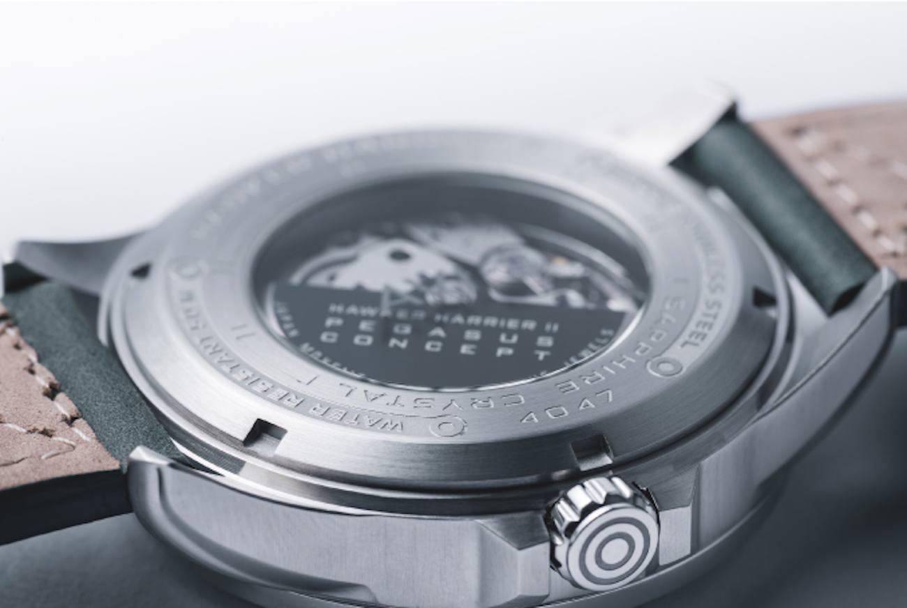 AVI-8 Hawker Herrier II Pegasus Watch