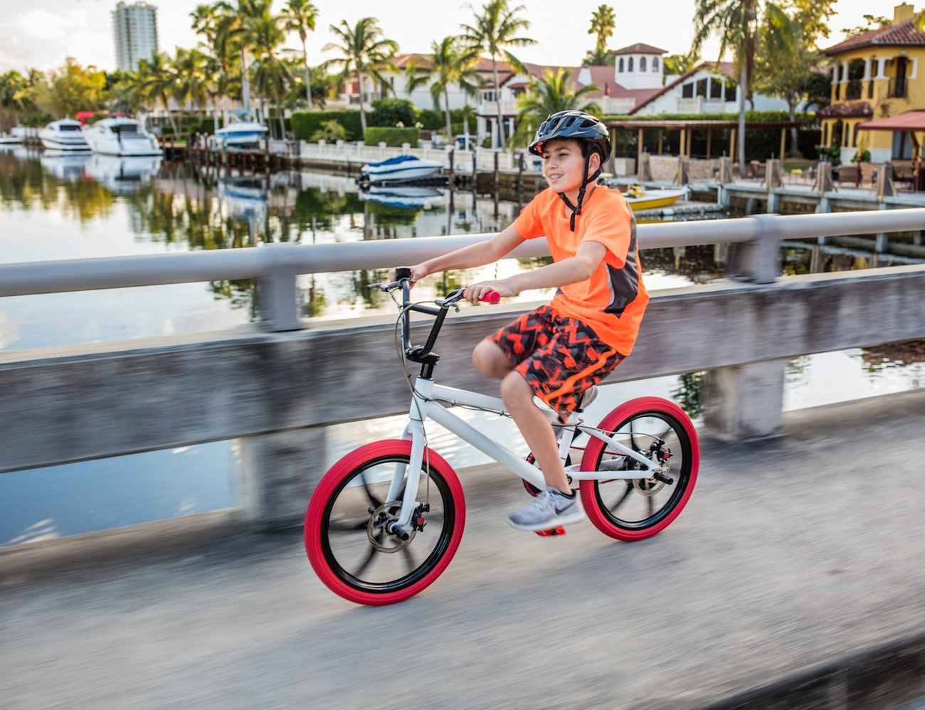 Affordable Electric BMX Bike from Life EV is great for children