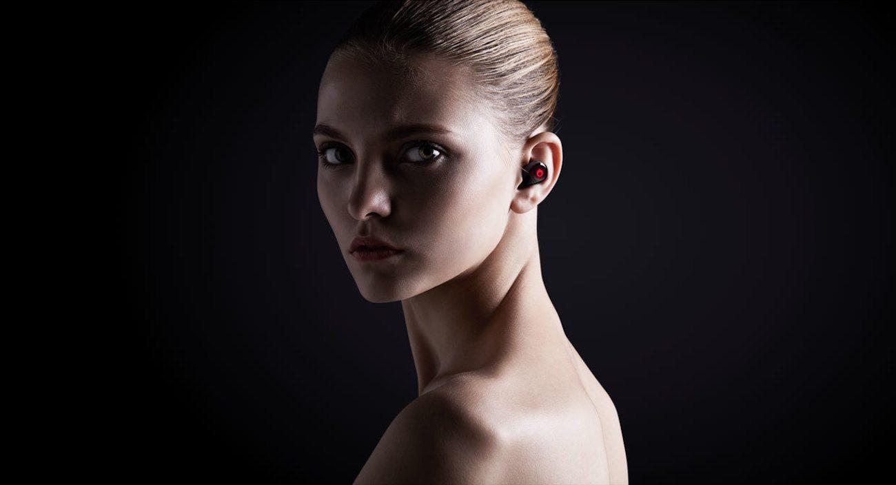 Air Wireless Headphones by crazybaby