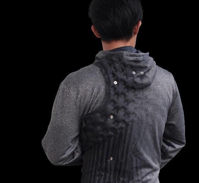 comfort massage jacket