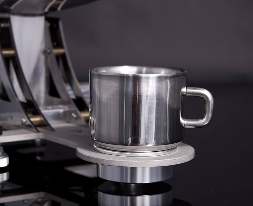 Aviatore Veloce Turbojet 100 High-Pressure Brewing System
