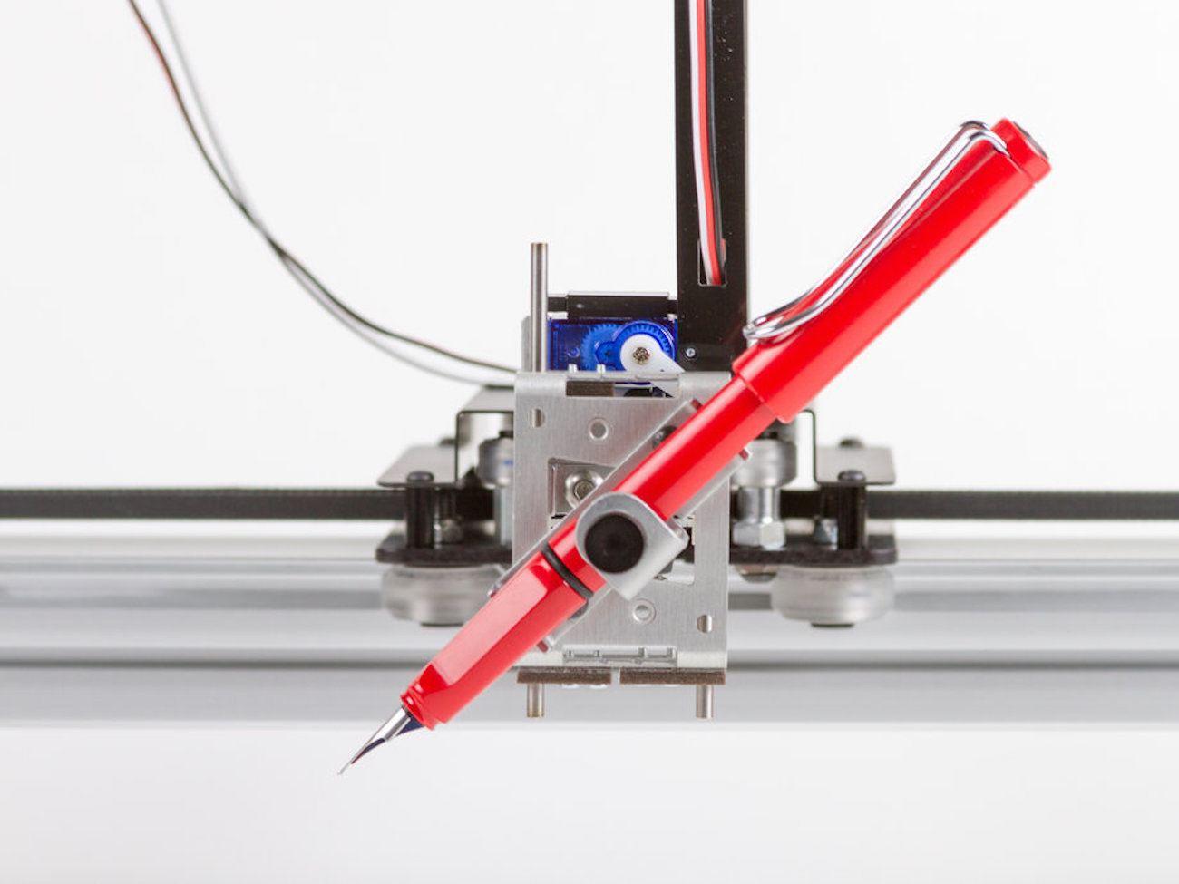 axidraw machine