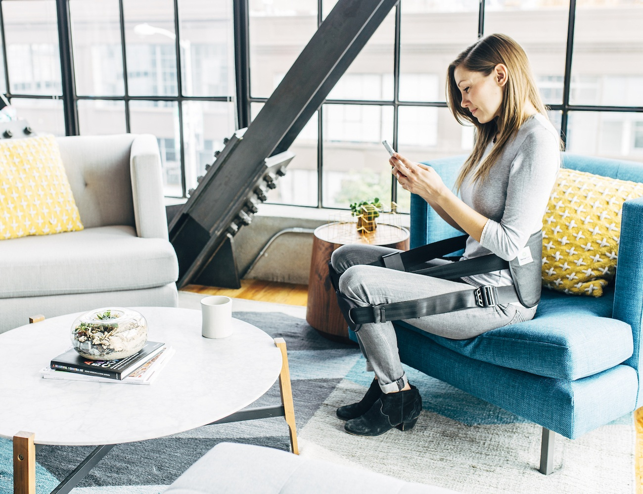 BetterBack Therapy Posture Support System