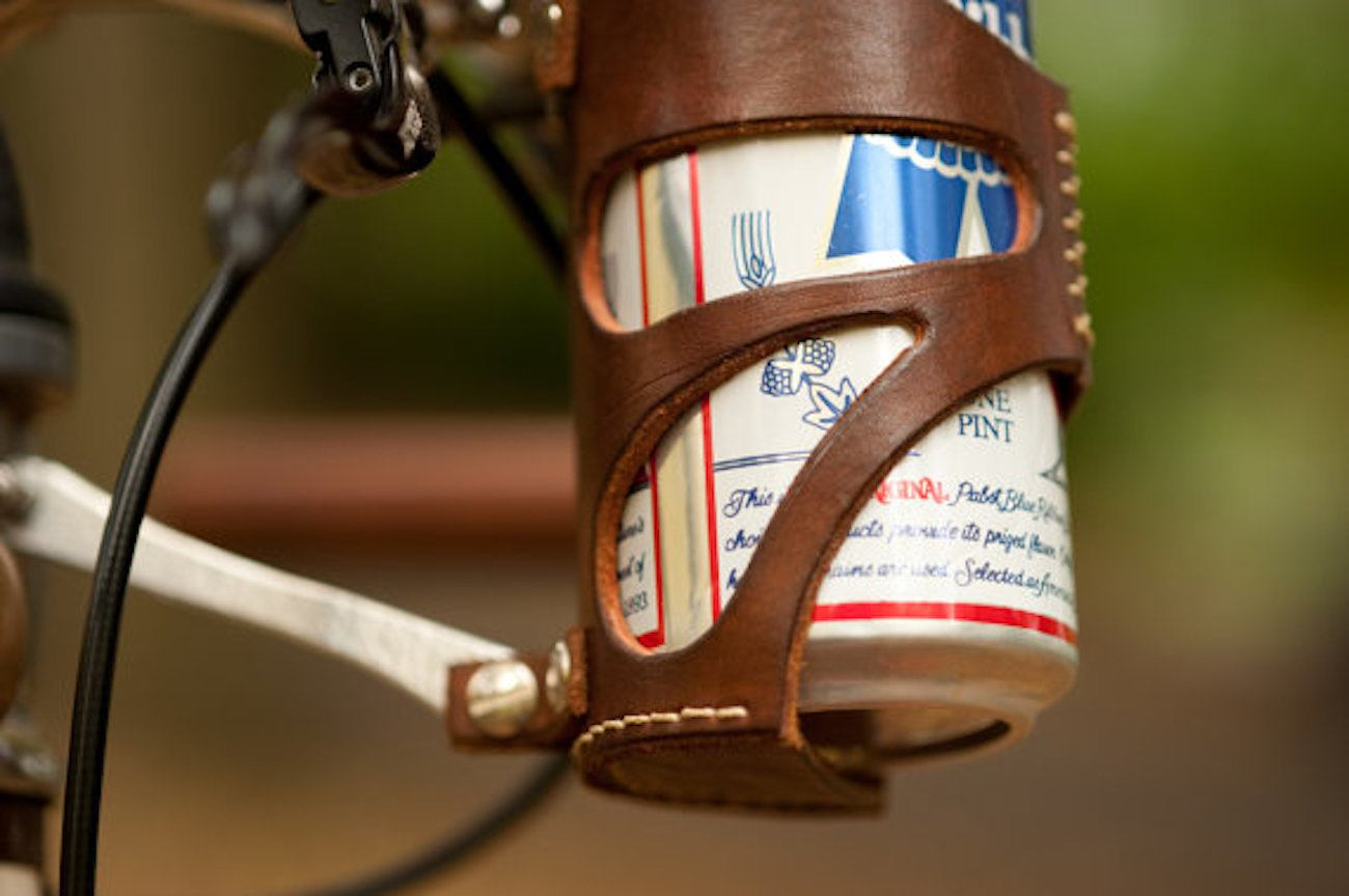 Bicycle Can Cage Beverage Holder