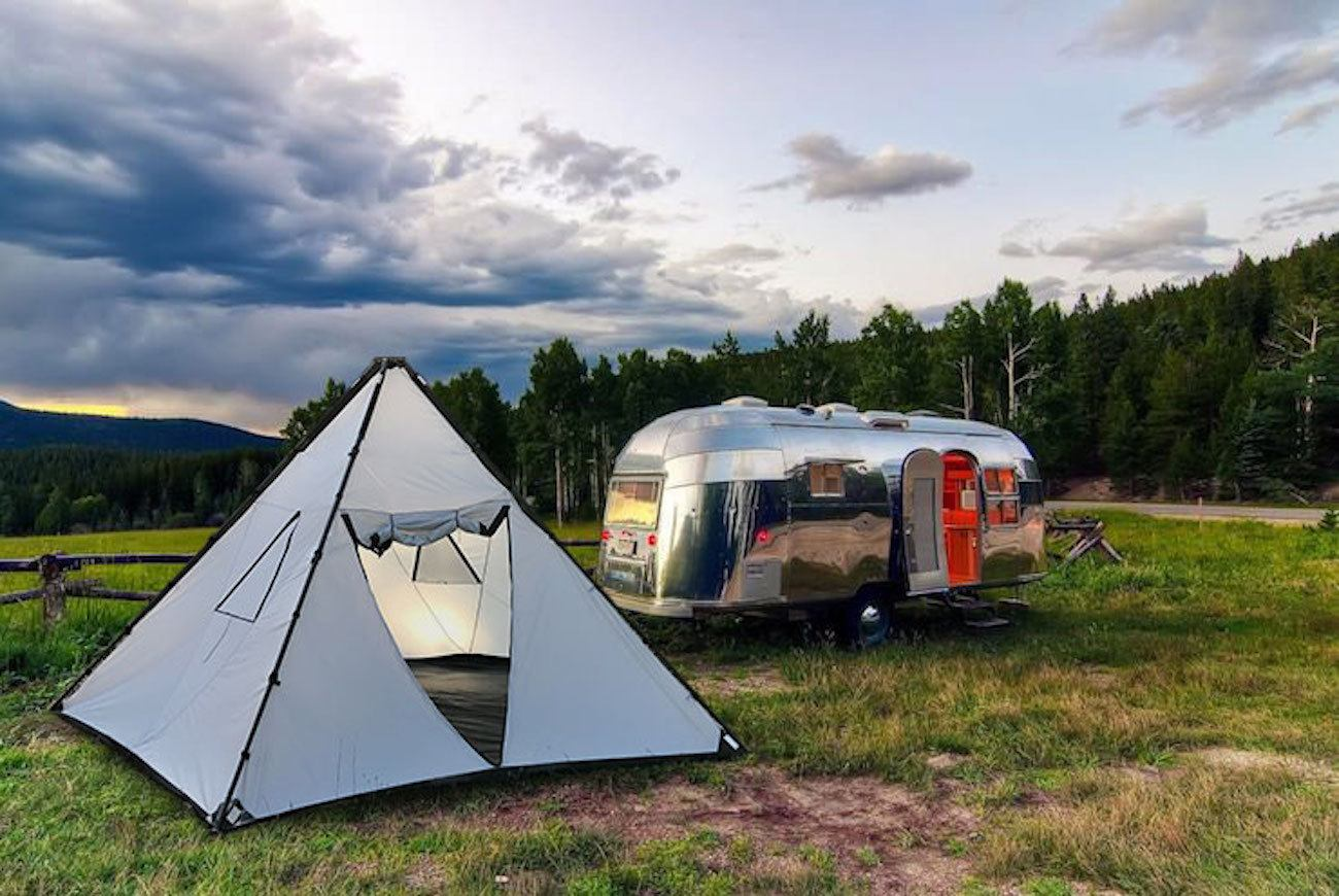 Buffalo Tent Portable Travel Shelter