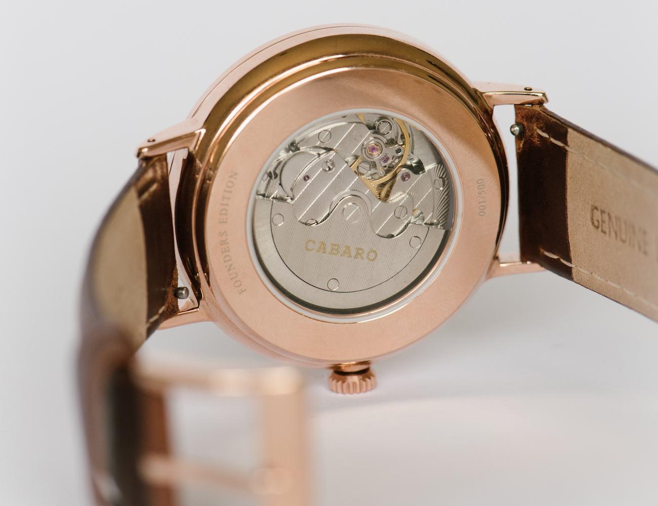 CABARO Swiss Automatic and Quartz Watches