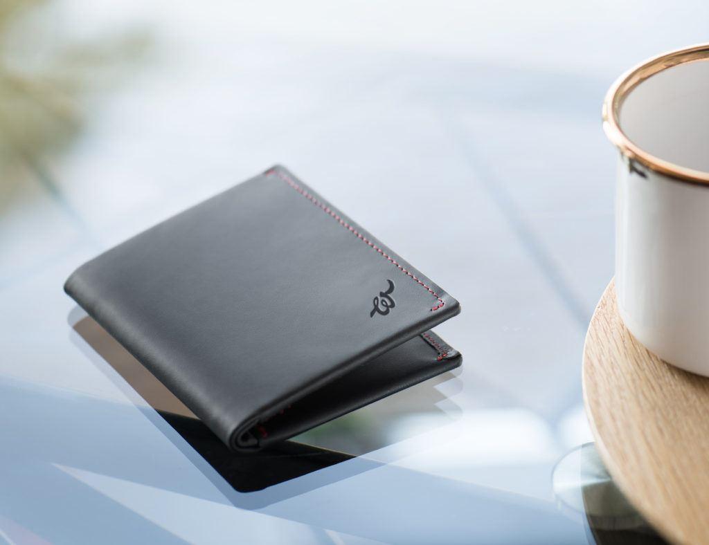 smart RFID wallet valentines day