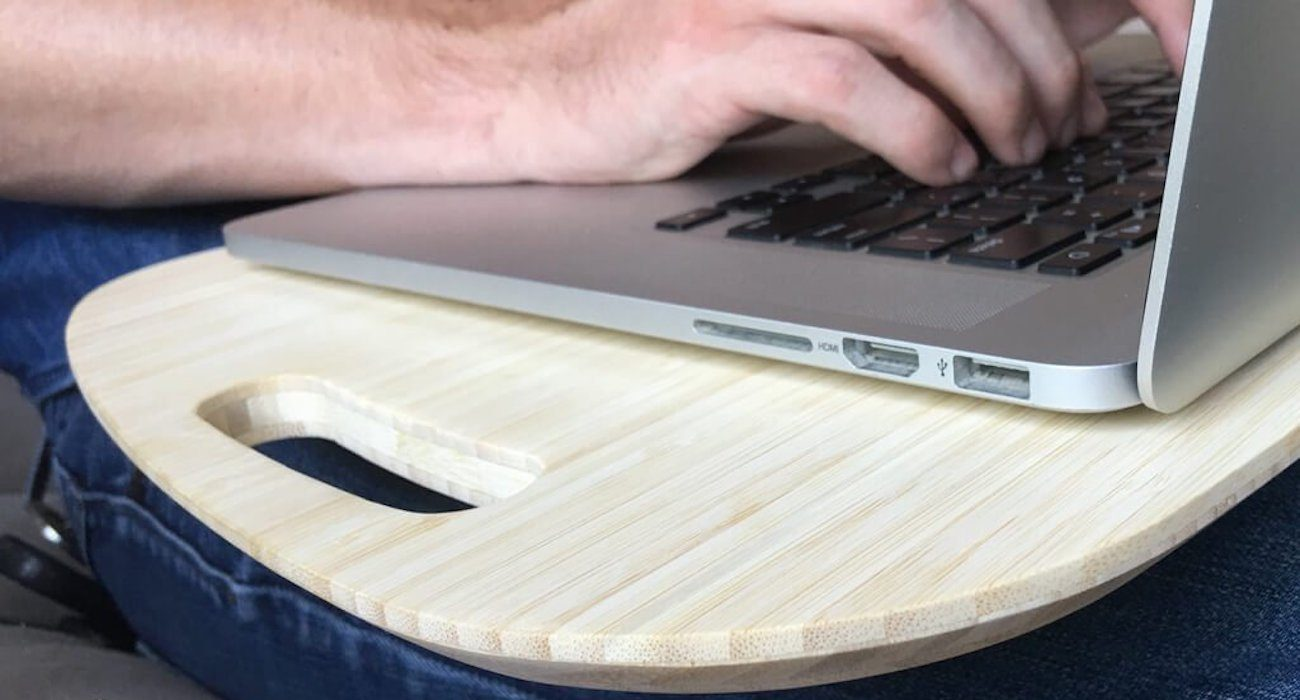 Comfy Pad Lapdesk by iSkelter