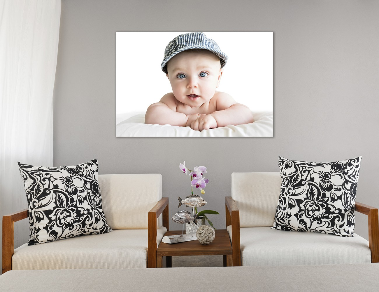 Custom Metal Photo Prints