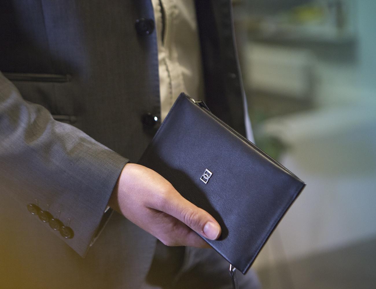 DUN DUO Luxury Travel Wallet