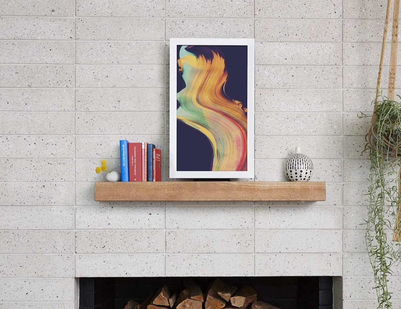 EO2 Digital Art Display by Electric Objects