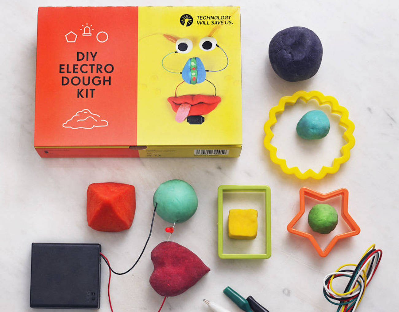 Electro Dough Kit from Technology Will Save Us