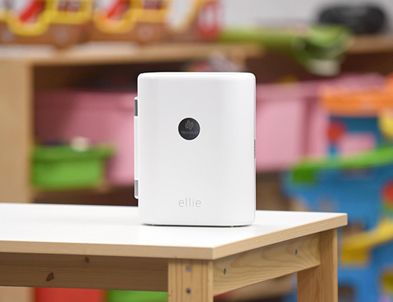 Ellie – Digital UV Sterilizing Pod