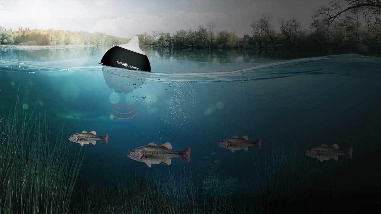 FishHunter PRO Portable Fish Finder
