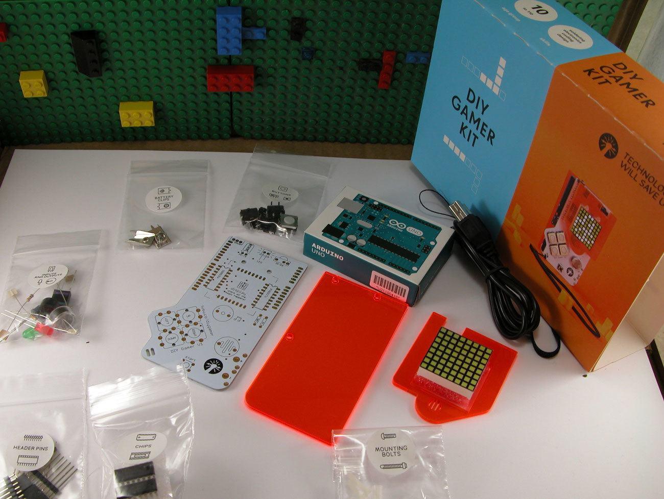 Gamer Kit Ready Soldered