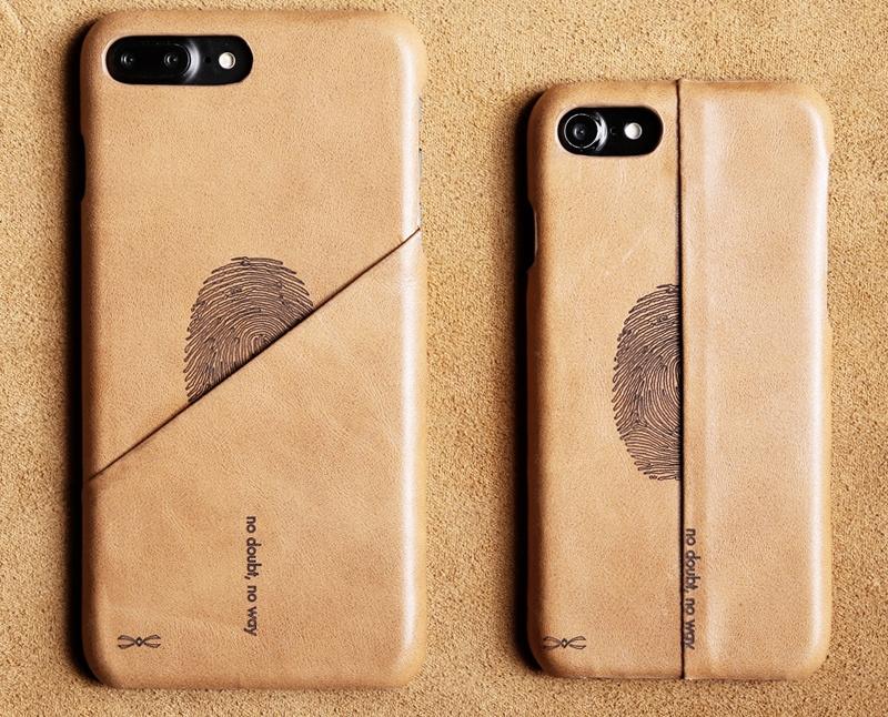 genuine leather iphone 7 case