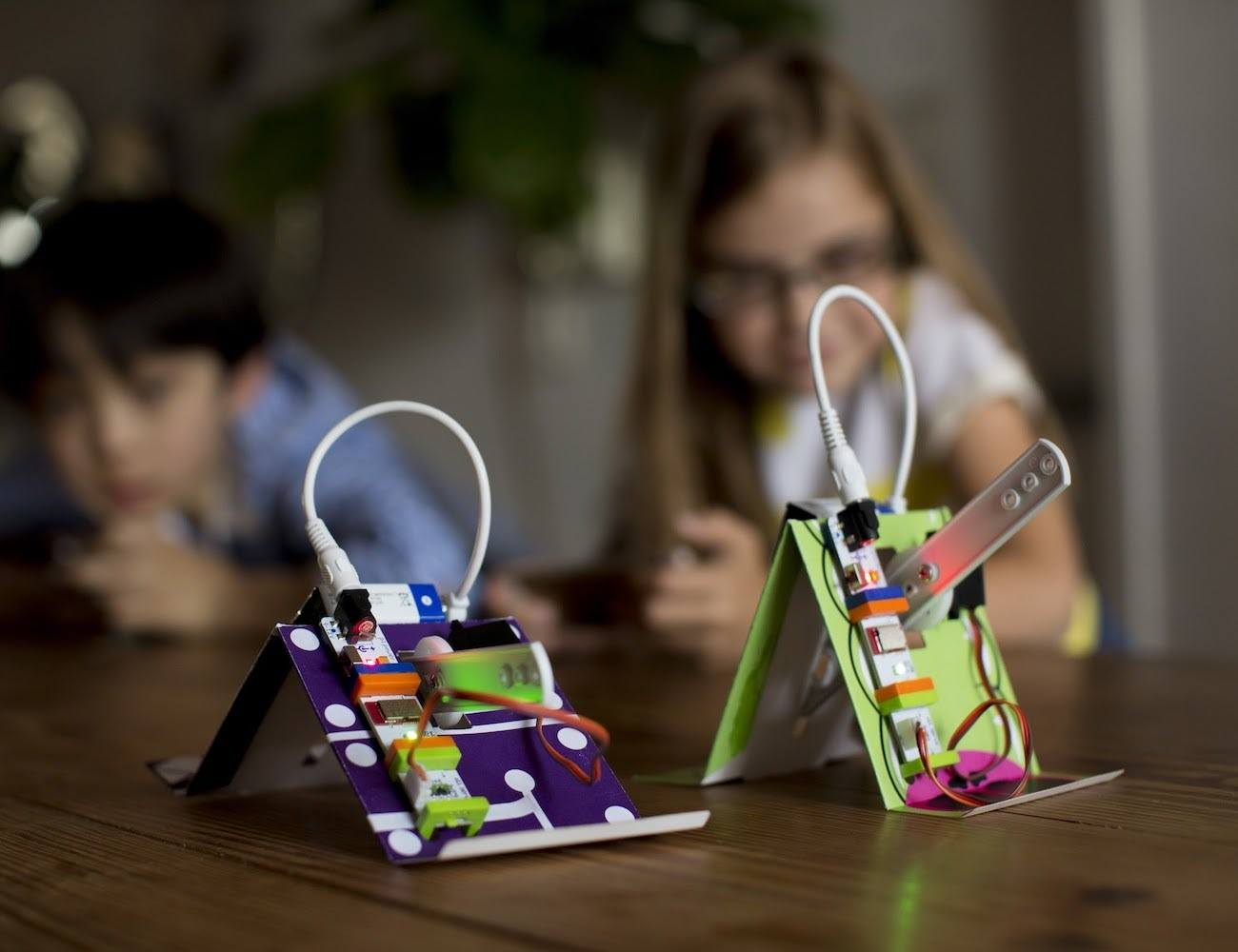 Gizmos & Gadgets Kit, 2nd Edition by littleBits
