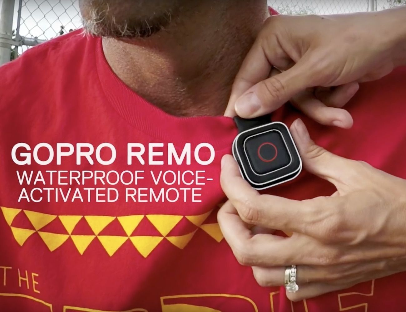 GoPro+Remo+Voice+Activated+Remote
