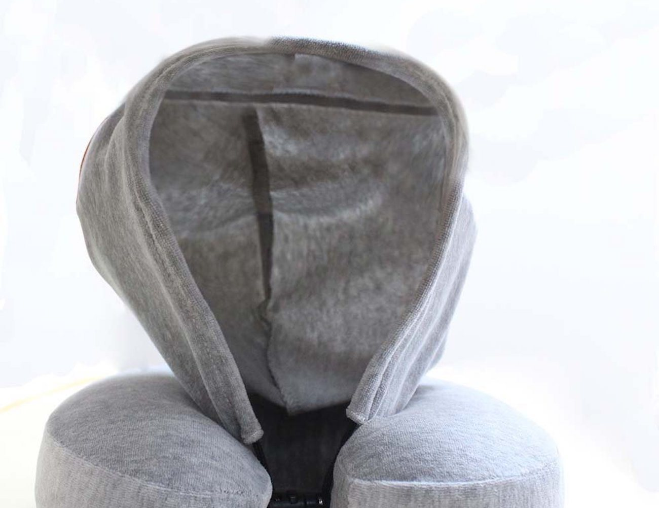 Hoodie Neck Pillow by Genuine Picks