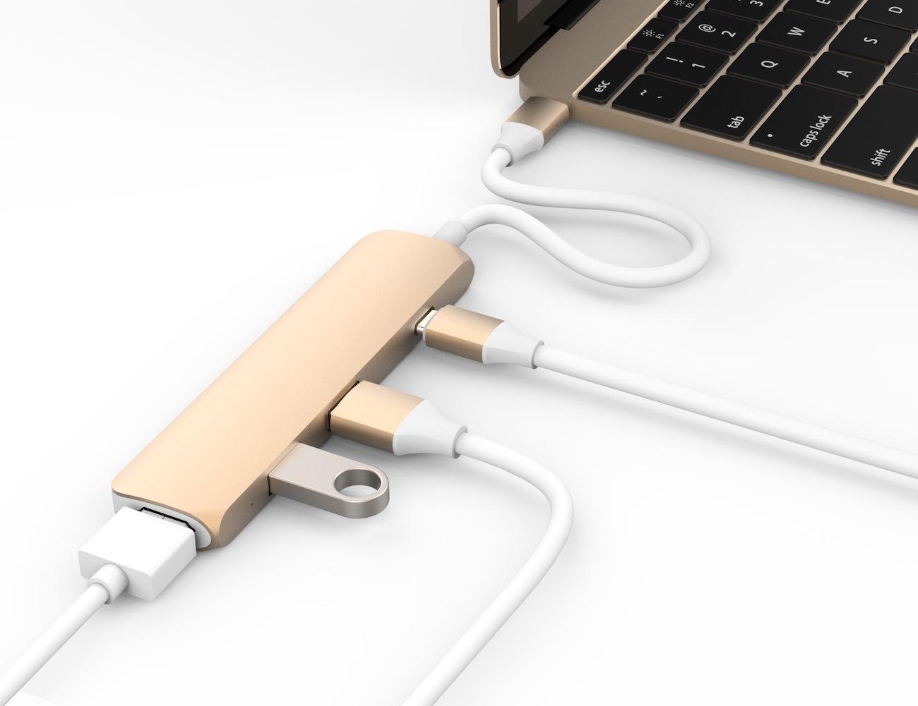 HyperDrive USB Type-C Hub