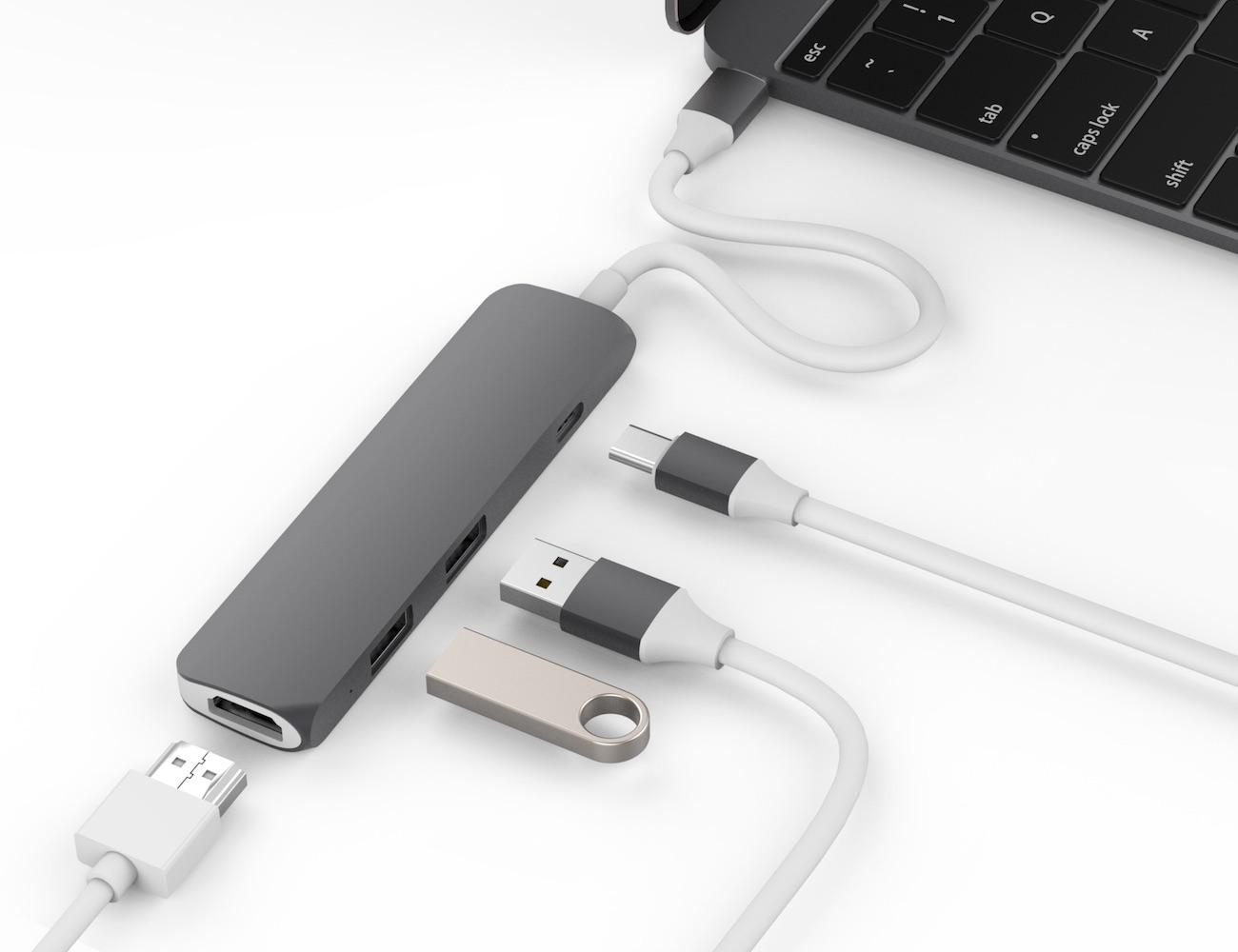 HyperDrive USB Type-C Hub » Gadget Flow