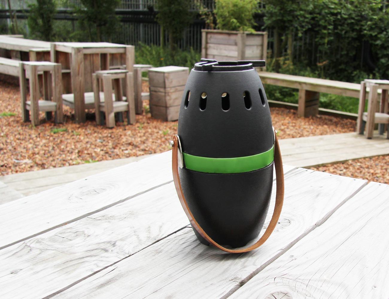 ikiPele Compact Sustainable Burner