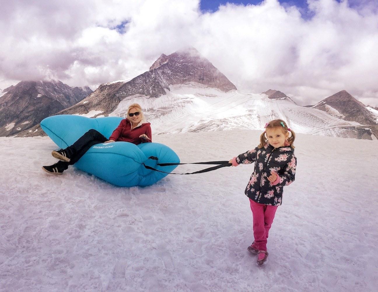 Inflatable Cloud Air Bag