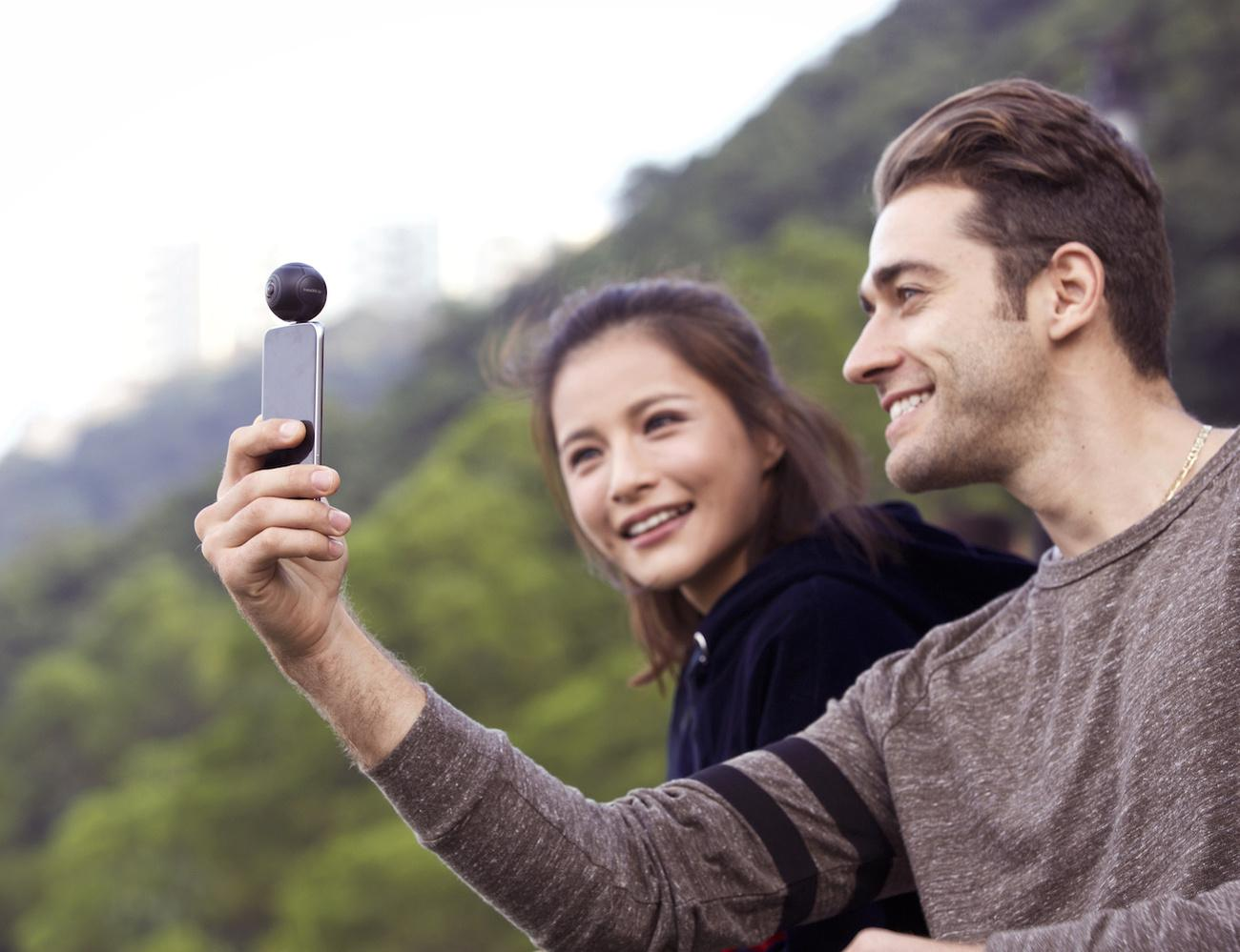 Insta360 Air Spherical Camera